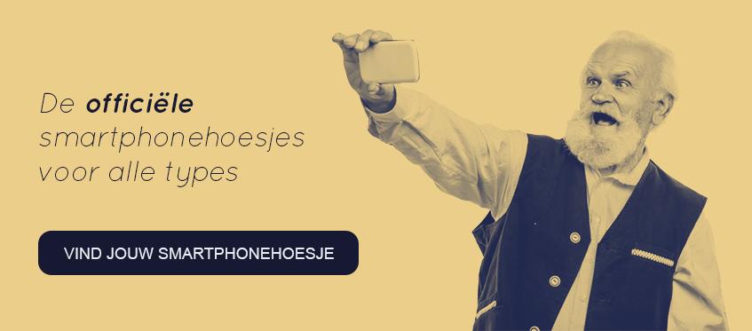 Officiële hoesjes voor je smartphone
