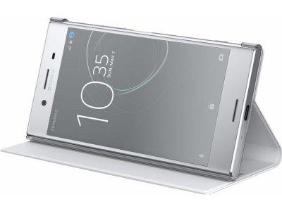 Sony Xperia XZ Premium Style Book Case Wit
