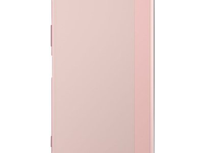 Sony Xperia XZ1 Style Touch Book Case Roze