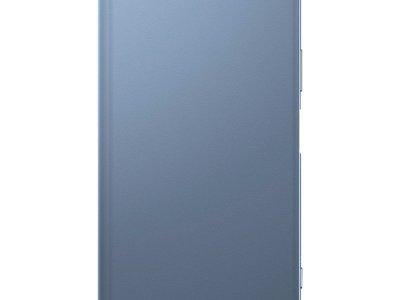 Sony Xperia XZ1 Style Book Case Blauw