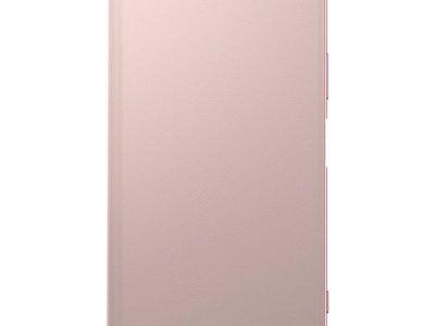 Sony Xperia XZ1 Style Book Case Roze