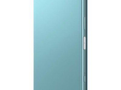 Sony Xperia XZ1 Compact Style Stand Book Case Blauw