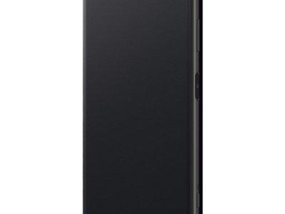 Sony Xperia XA1 Plus Style Stand Book Case Zwart