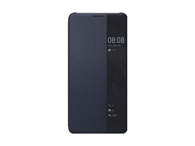 Huawei Mate 10 Pro View Cover Book Case Blauw