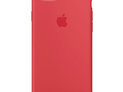 Apple iPhone 7/8 Silicone Back Cover Frambozenrood