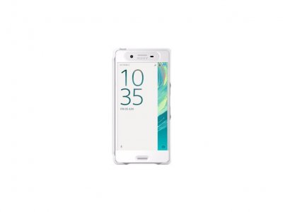 Sony Xperia X Compact Style Cover Touch Wit