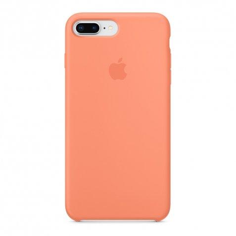 Apple iPhone 7 Plus/8 Plus Silicone Back Cover Perzik