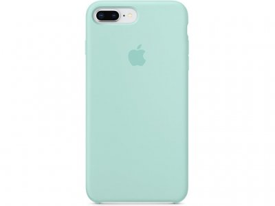 Apple iPhone 7 Plus/8 Plus Silicone Back Cover Mintgroen