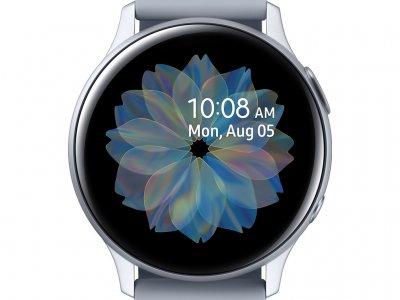 Samsung Galaxy Watch Active2 Zilver 40 mm Aluminium
