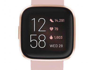 Fitbit Versa 2 Roze