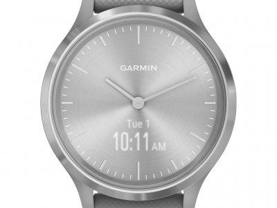 Garmin Vivomove 3 Sport - Zilver/Grijs - 44 mm