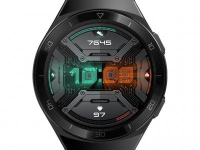Huawei Watch GT 2E Sport Grafietzwart