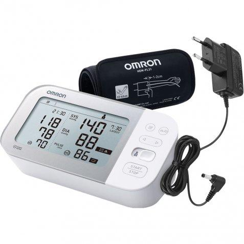 Omron X7 Smart + AC Adapter