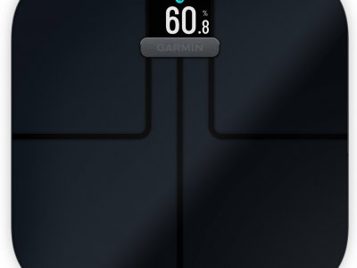 Garmin Index S2 Smart - Zwart